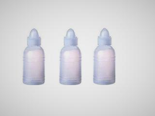 Μπουκαλάκι Αγιασμού, Πλαστικό