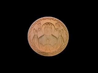 Bread Seal, Holy Mary 16 cm