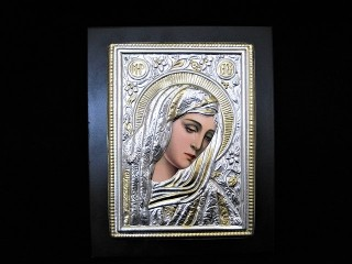 Wooden Religious Icon